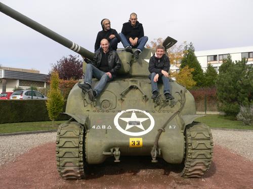 mickson abject object tank